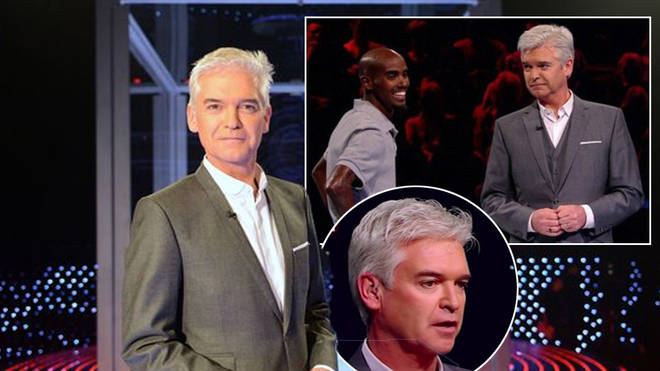 Phillip Schofield is back with a new series of The Cube