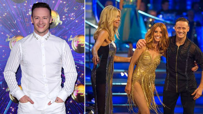 Kevin Clifton is no longer on Strictly Come Dancing