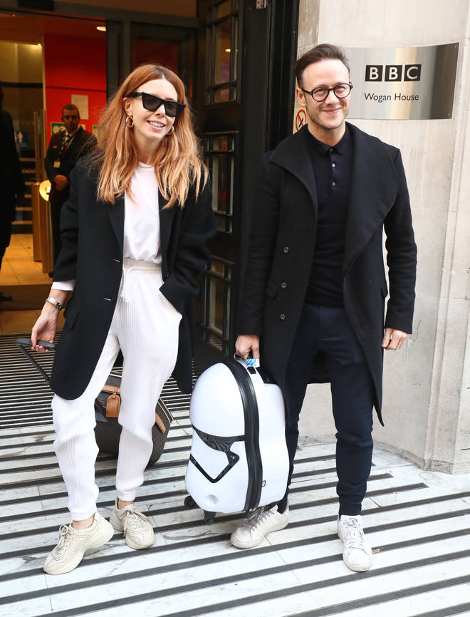 Stacey Dooley and Kevin Clifton lifted the Glitterball trophy in 2018