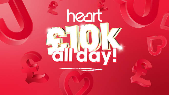 Heart's £10k All Day