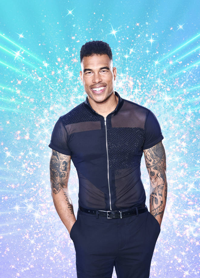 Jason is one of the contestants on Strictly 2020