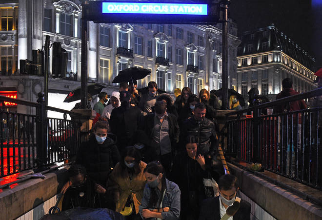 London Mayor Sadiq Khan has said that he doesn't think the curfew is working