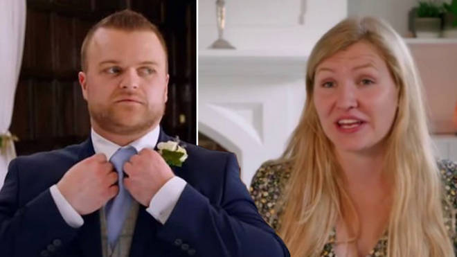 Owen and Michelle were matched on Married at First Sight UK