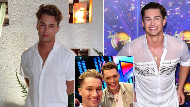 AJ Pritchard is not competing on Strictly this year
