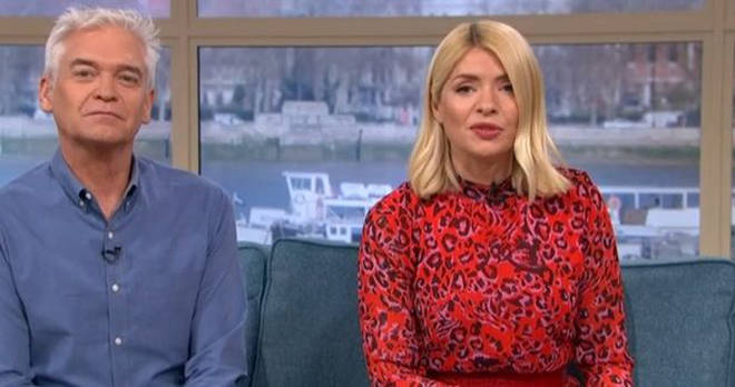 Holly Willoughby and Phillip Schofield are not on This Morning today