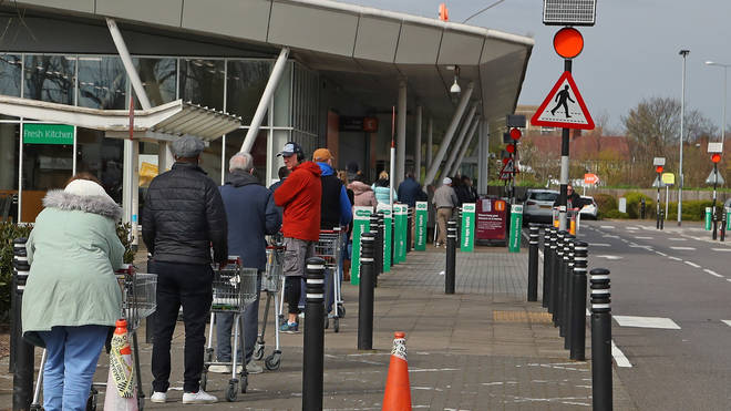 Supermarkets have updated their coronavirus rules