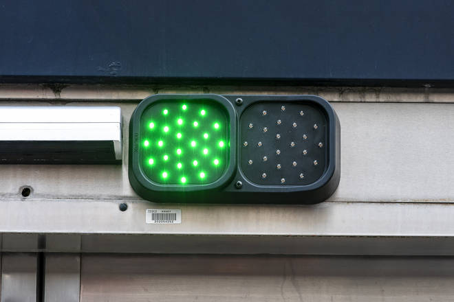Tesco has a new traffic light system in stores