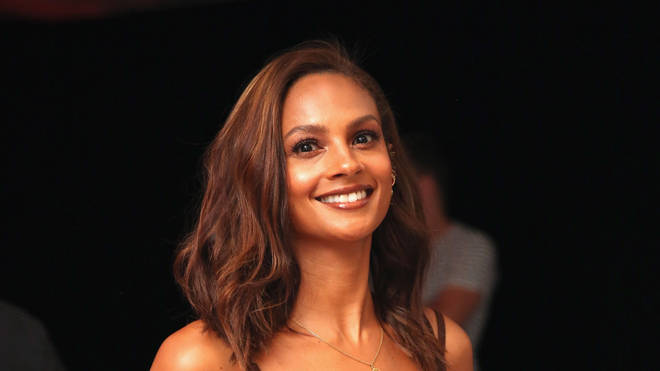Alesha Dixon spoke exclusively to Heart
