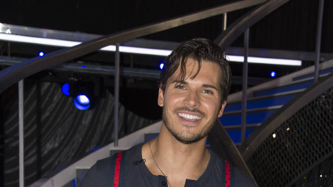 Russian dancer Gleb Savchenko used to appear on Strictly Come Dancing
