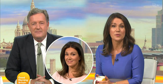 Piers and Susanna aren't presenting GMB this week