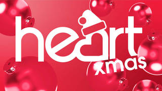 Heart Xmas is turning up the Festive Feel Good from October 25