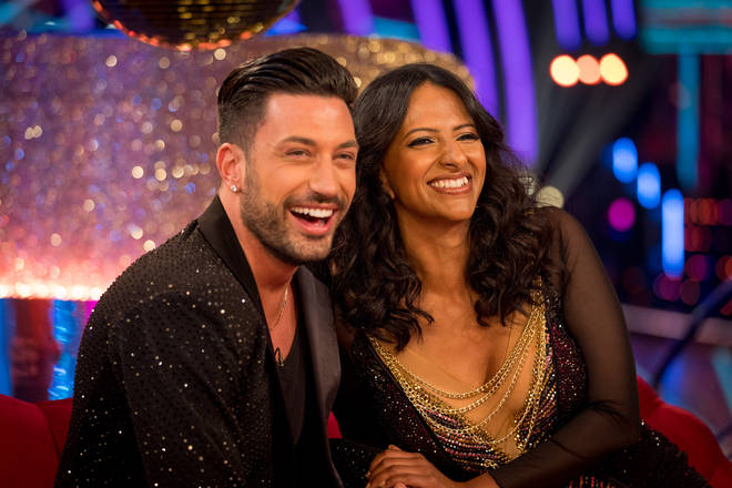 Ranvir Singh is paired with Giovanni on Strictly
