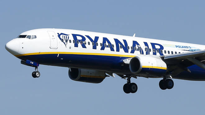 Ryanair have hit back after being accused of leaving 'sick' on seats