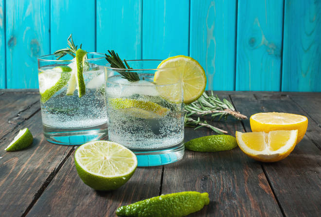 A classic gin and tonic is a favourite across the world