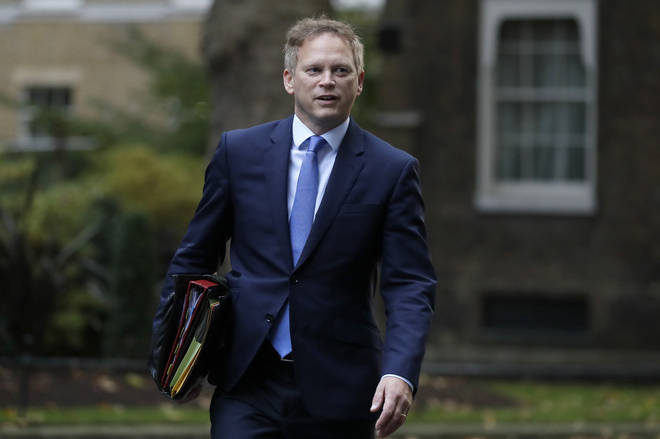 Grant Shapps has said the tests could cut quarantines