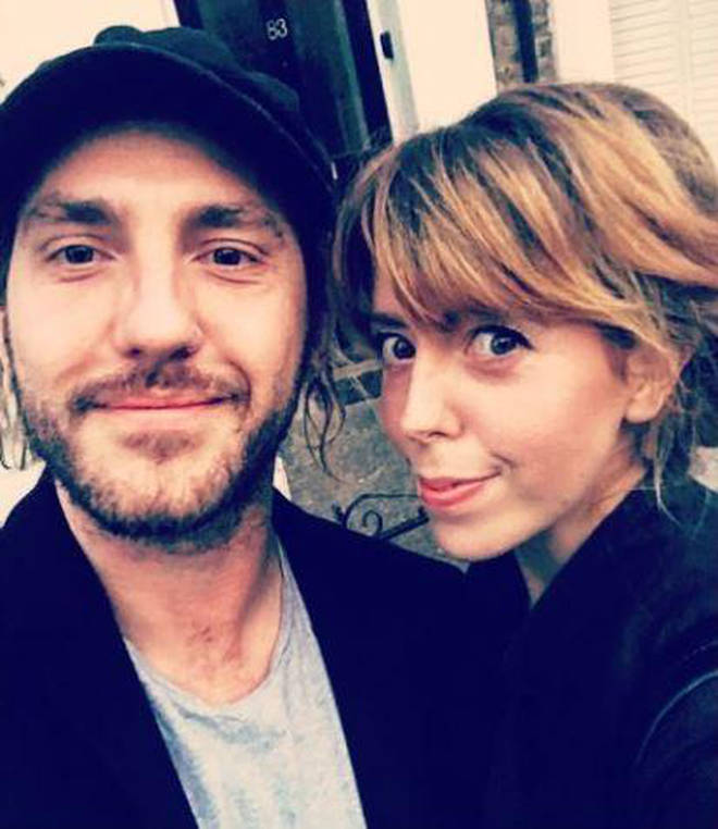 Seann Walsh's girlfriend Rebecca Humphries has hinted he's 'in the bin'
