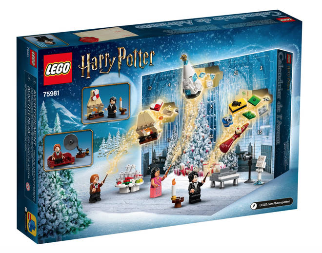 LEGO Harry Potter Advent Calendar, £24.99