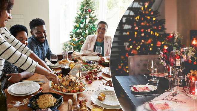 A mum has divided opinion after admitting her Christmas dinner hack