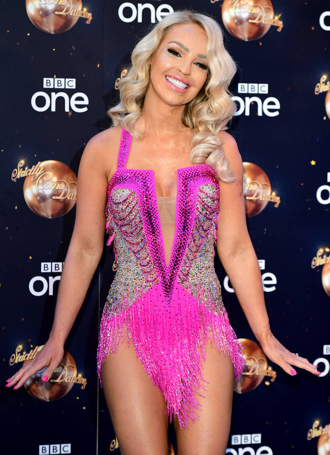 3bc1cda1cf Katie Piper praises Strictly Come Dancing for making her feel  sexy ...