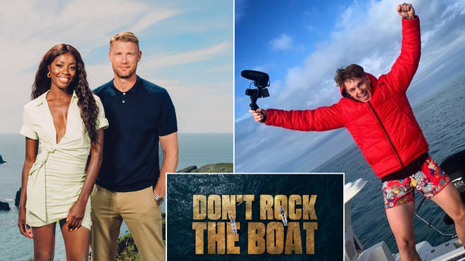 Don't Rock The Boat is airing this November