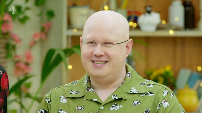 Matt Lucas told the bakers they could choose whatever shape they like