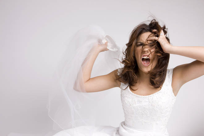 The bride demanded guests pay for her wedding and honeymoon (stock image)