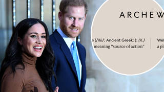 Meghan Markle and Prince Harry have launched their new website