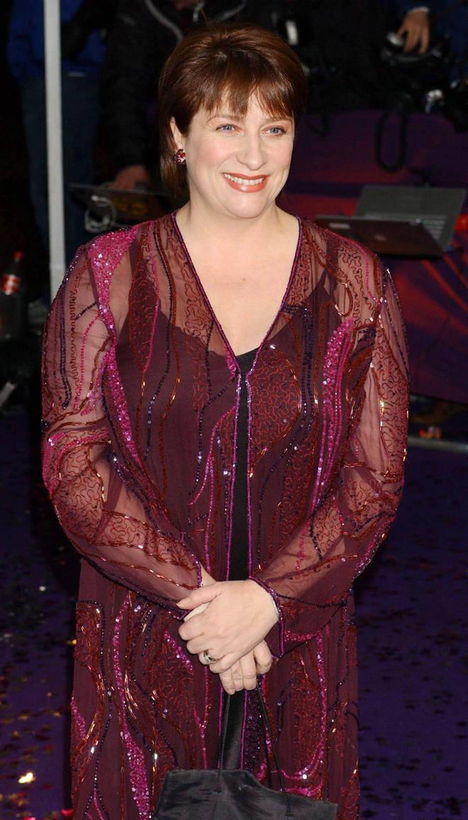 Caroline Quentin starred in Men Behaving Badly from 1992-98