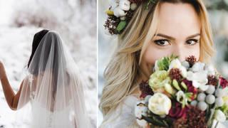 The bride has been slammed on social media (stock images)