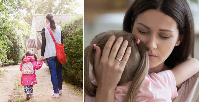 The mum has opened up about feeling resentful of her youngest child (stock images)