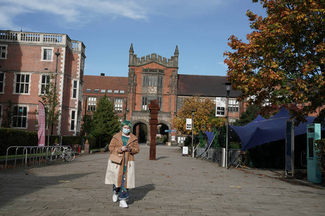 Leaders have said that Newcastle's university outbreaks have been 'contained very effectively'