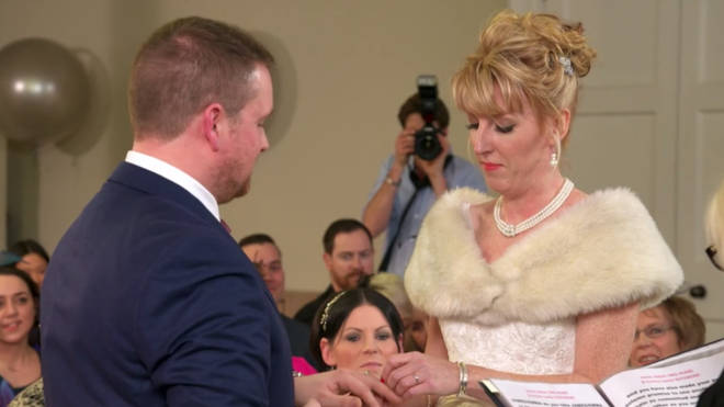 Emma and James tied the knot on Married at First Sight UK
