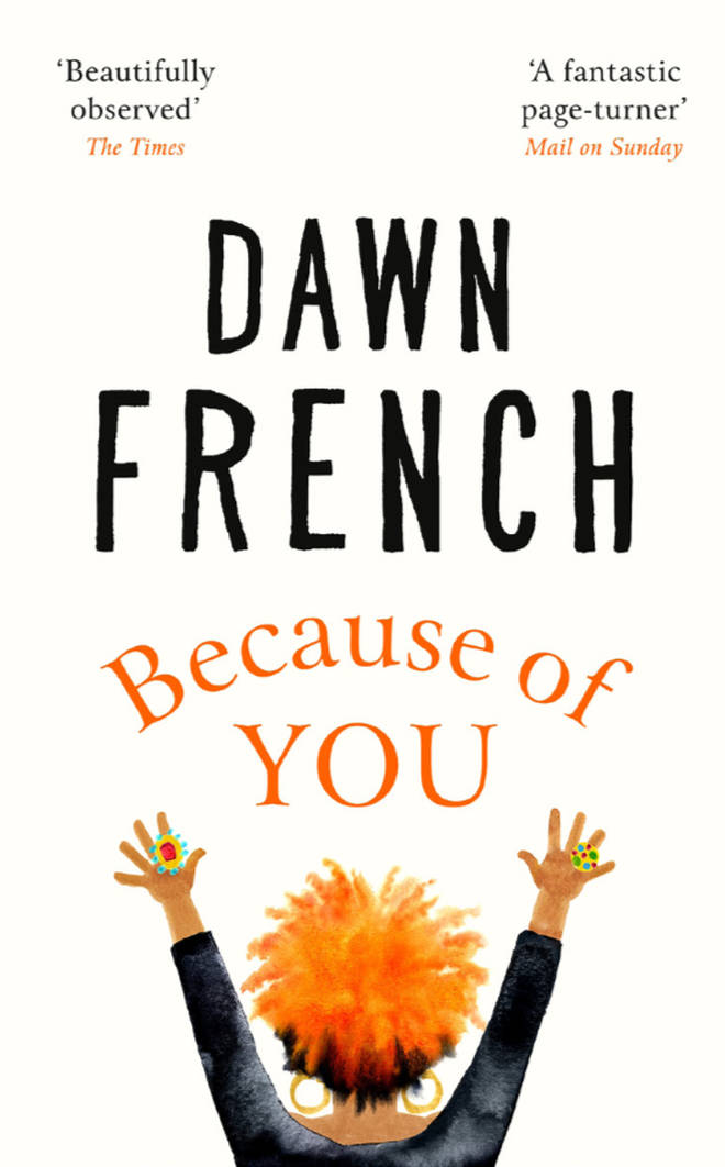 Dawn's new book Because of You is available to buy now