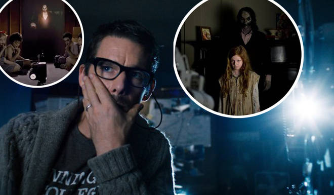 Is Sinister scary enough to have you jumping out of your chair?