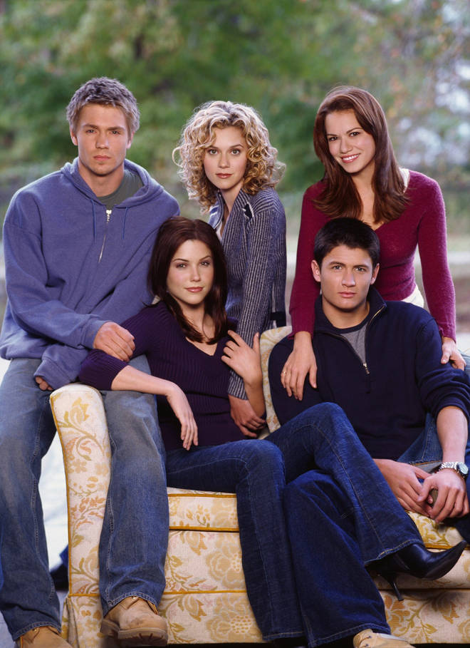The hit drama follows the lives of Lucas, Peyton, Brooke, Nathan and Hayley in Tree Hill