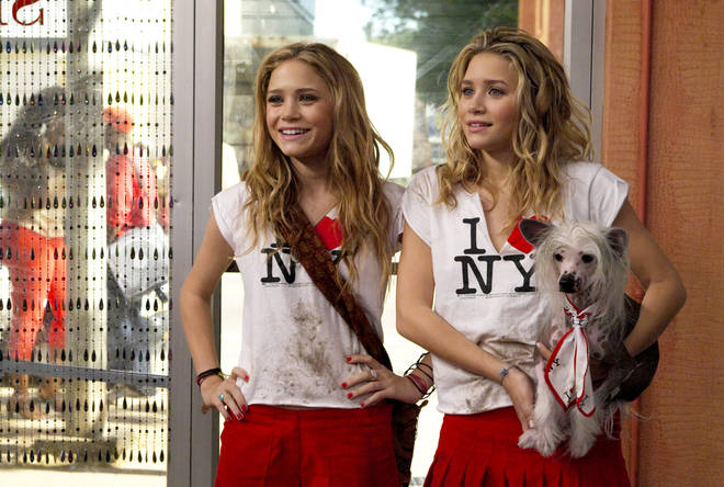 New York Minute was Mary-Kate and Ashley's last film together