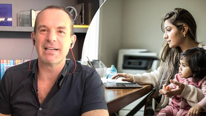 Martin Lewis has revealed how those working from home can get £125