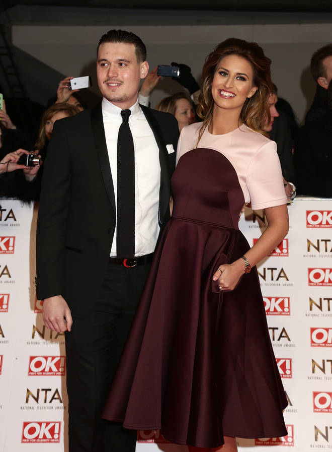 Ferne dated Charlie Sims for five years