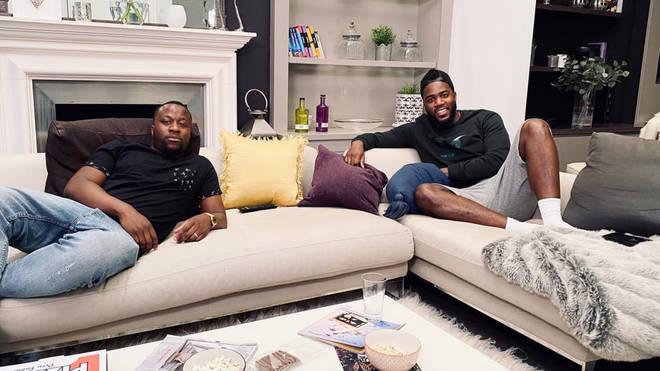 Mo Gilligan and Babatunde Aleshe are back on Celebrity Gogglebox