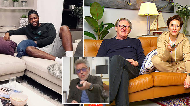 Celebrity Gogglebox is back on our screens