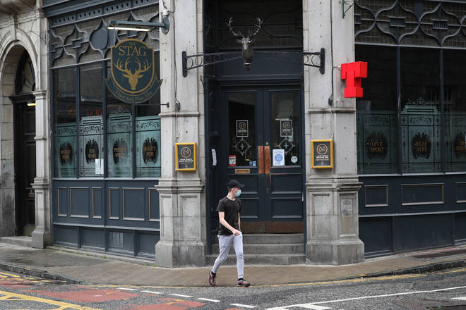 Pubs across Scotland have already been forced to close