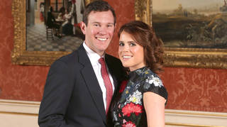 Princess Eugenie and Jack Brooksbank are marrying on 12th October