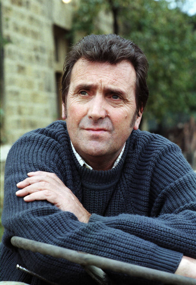 Johnny Leeze played Ned Glover in Emmerdale
