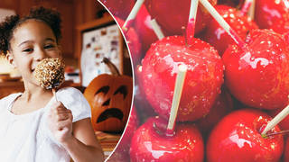 Here's how to make toffee apples for Halloween and Bonfire Night