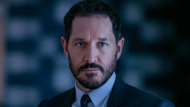 Bertie Carvel played Simon in Doctor Foster
