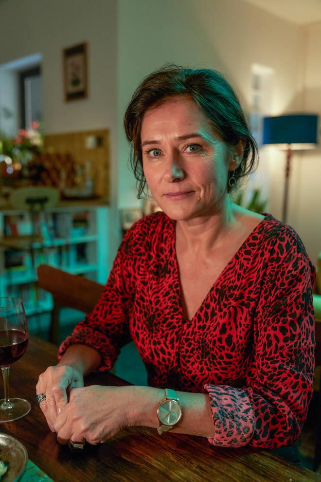 Sidse Babett Knudsen as Madeleine Halle in Roadkill