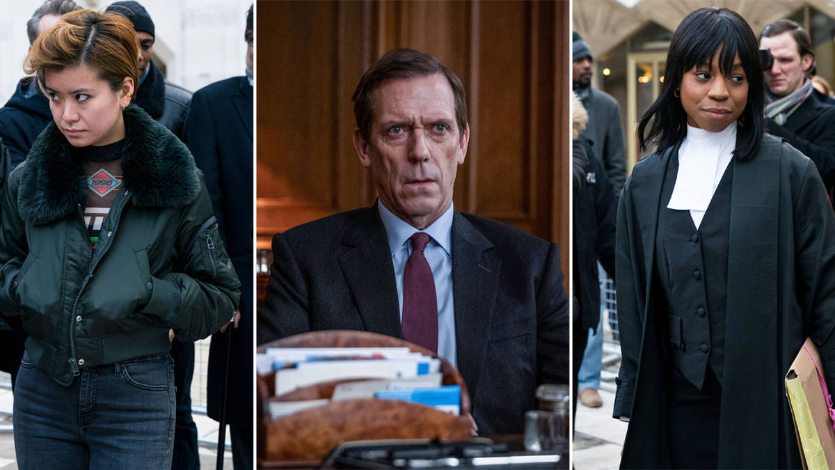 Cast of Roadkill: Who is in the drama with Hugh Laurie and where have you  seen them... - Heart