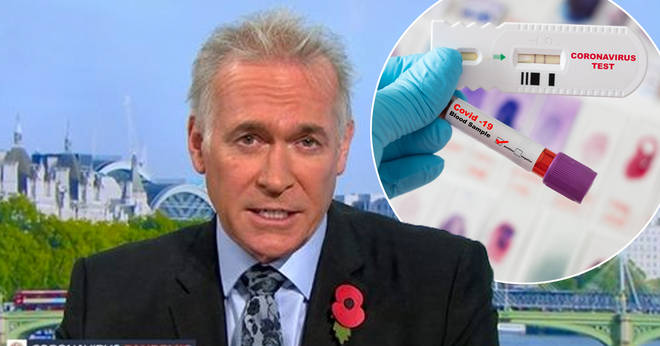 Dr Hilary has a warning about coronavirus antibodies