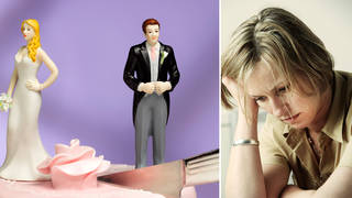 The bride took to Mumsnet to ask for advice (stock images)
