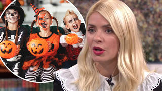 Holly Willoughby shares COVID-friendly trick or treating alternative for families